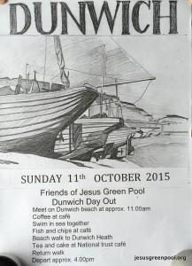 2015 Dunwich Trip poster