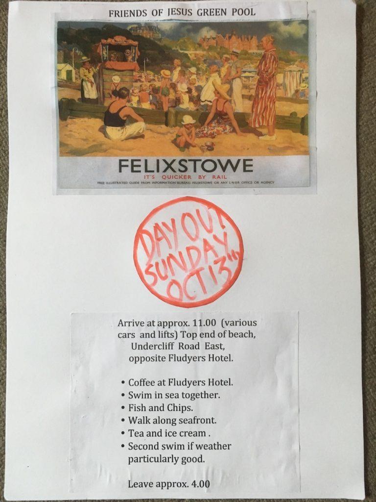 Felixstowe poster 2019